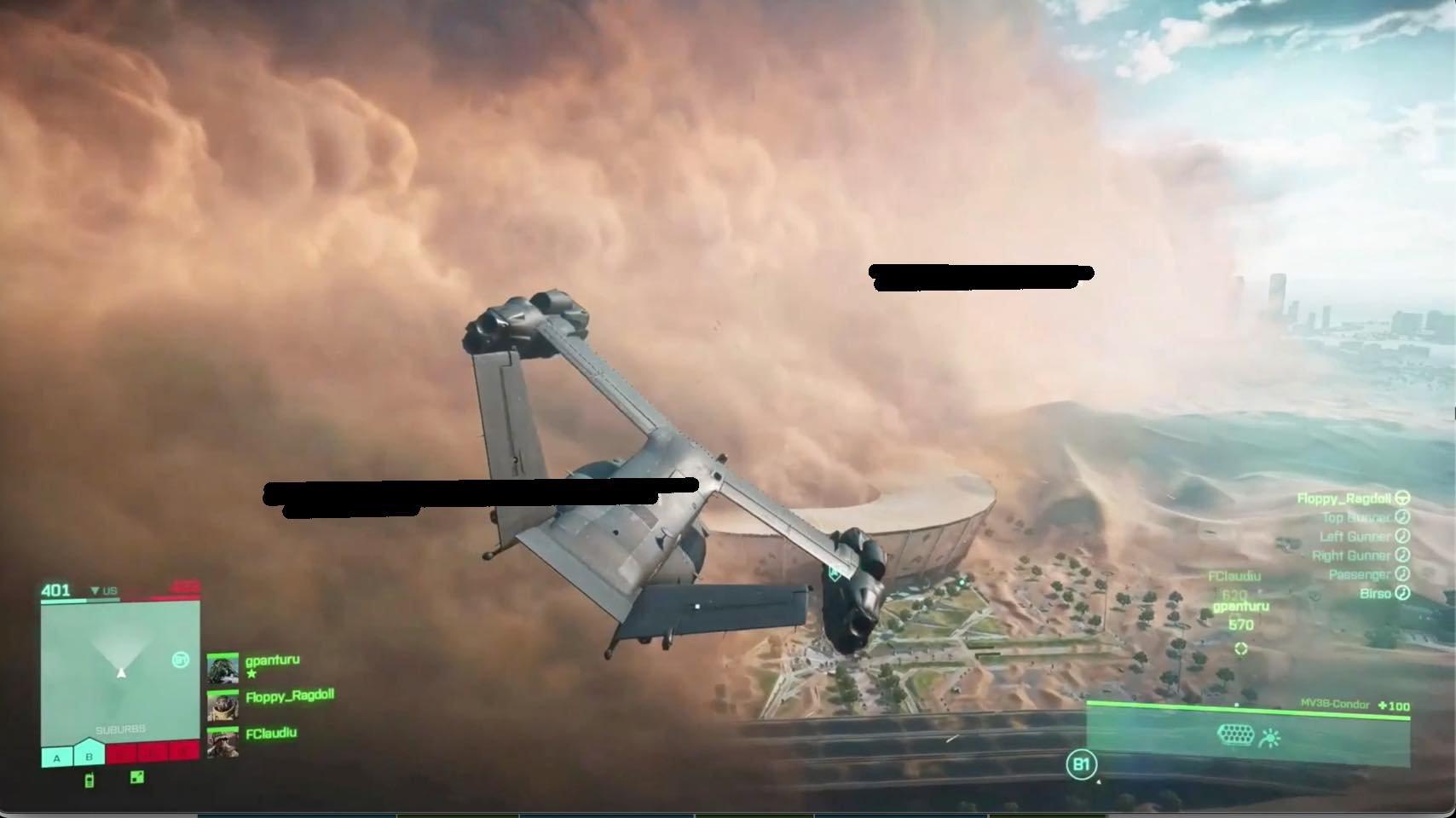 Динамичные карты и классические режимы: трейлер игры Battlefield 2042