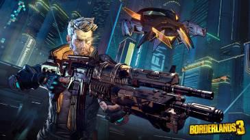 Borderlands 3 меняет цвета на DualSense в зависимости от вашего оружия