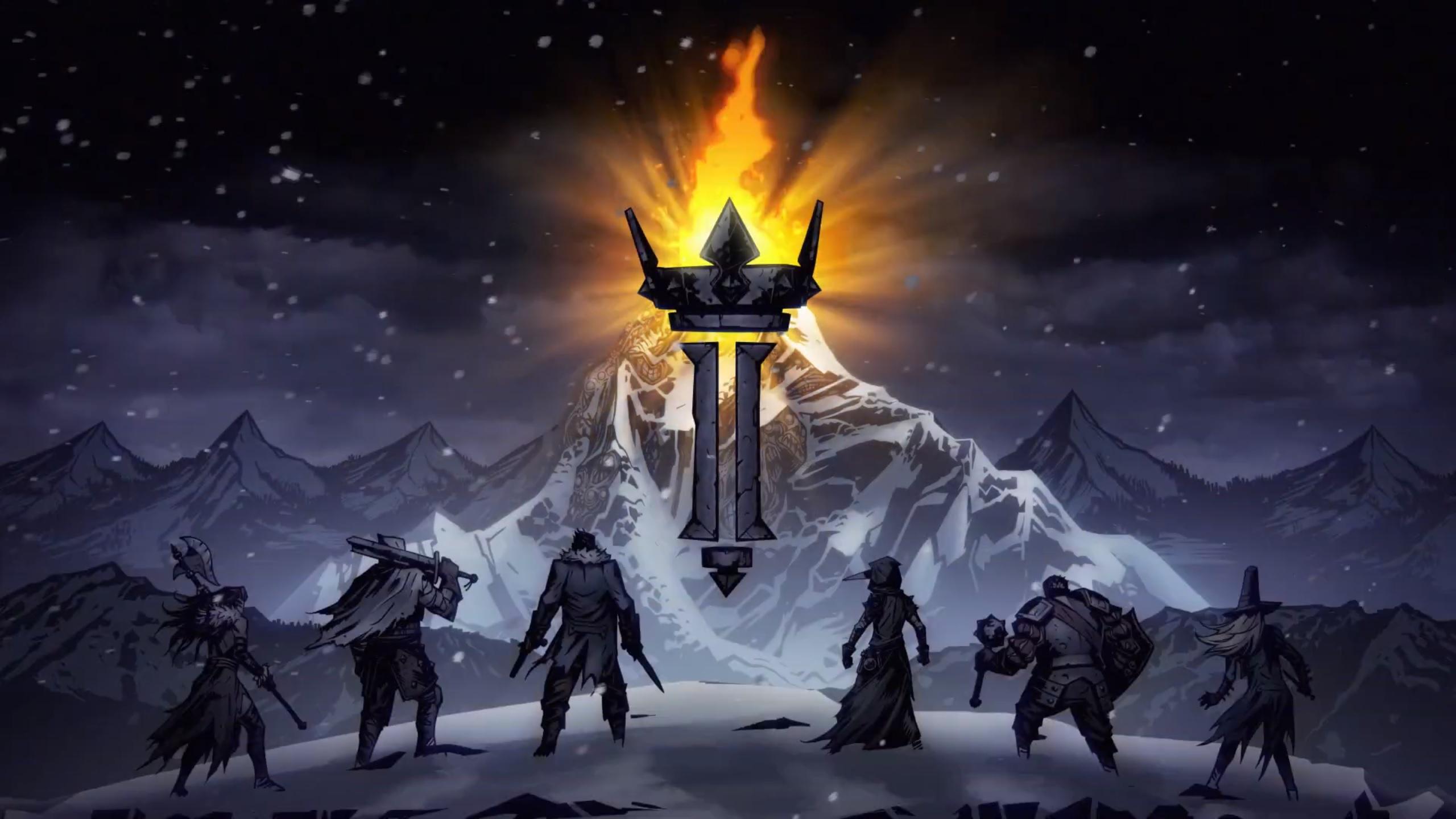 Darkest Dungeon 2 появиться в раннем доступе в Epic Games Store