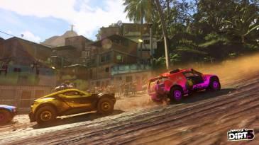 Разработчики DiRT 5 анонсировали новое обновление: игроков ждет платный и бесплатный контент