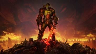 Крупное обновление для Doom Eternal выйдет на следующей недели