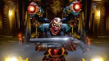 Doom Eternal выйдет на гибридной консоли Nintendo Switch только в цифровом формате