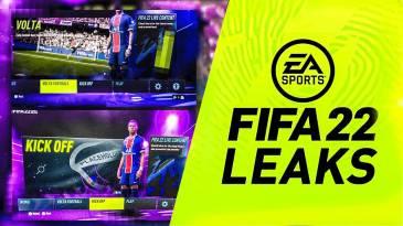 FIFA 22 Leaks сообщает, что следующая игра будет бесплатной, с поддержкой кроссплатформенной игры
