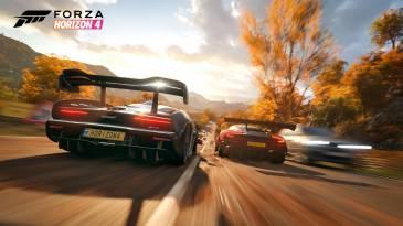 Forza Horizon 4 получит бесплатное обновление каскадерских гонок