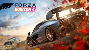 Вышел трейлер игры Forza Horizon 4 с обновлением для Xbox Series X и S