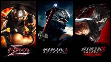 Релизный трейлер Ninja Gaiden Master Collection
