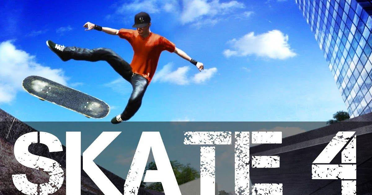Видео «Skate 4 за кулисами» демонстрирует особенности и возможности игры