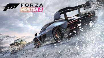 Forza Horizon 4 вышла в Steam